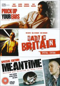 Prick Up Your Ears / Made in Britain / Meantime - (Import DVD)