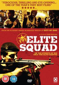 Tropa De Elite  - (Import DVD)
