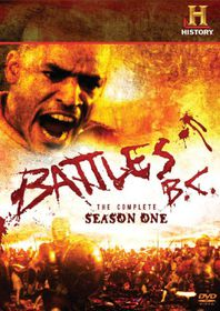 Battles Bc:Complete Season One -(parallel import - Region 1)