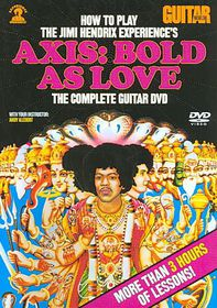 Guitar World:Axis Bold As Love - (Region 1 Import DVD)