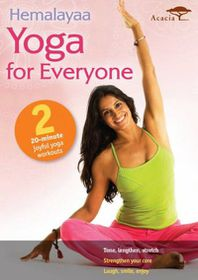 Hemalayaa:Yoga for Everyone - (Region 1 Import DVD)