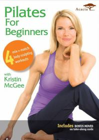 Pilates for Beginners - (Region 1 Import DVD)