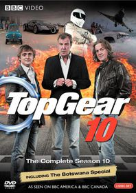 Top Gear 10 - (Region 1 Import DVD)