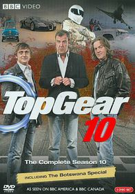 Top Gear 10 / Clarkson:Heaven & Hell - (Region 1 Import DVD)
