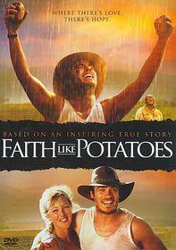 Faith Like Potatoes - (Region 1 Import DVD)