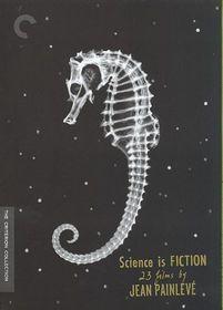 Science is Fiction:23 Films Jean Pain - (Region 1 Import DVD)