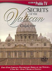Secrets of the Vatican Collection - (Region 1 Import DVD)