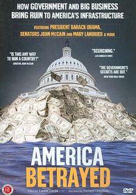 America Betrayed - (Region 1 Import DVD)