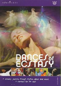 Dances of Ecstasy:Sensory Journey - (Region 1 Import DVD)