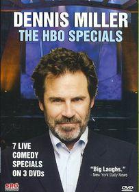 Dennis Miller:HBO Comedy Specials - (Region 1 Import DVD)