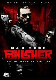 Punisher:War Zone (Special Edition) - (Region 1 Import DVD)