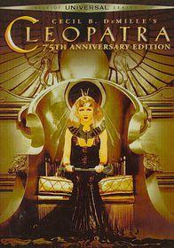 Cleopatra 75th Anniversary Edition - (Region 1 Import DVD)