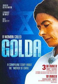 Woman Called Golda - (Region 1 Import DVD)