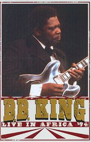 Bb King Live in Africa 74 - (Region 1 Import DVD)