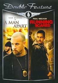 Man Apart/Running Scared - (Region 1 Import DVD)