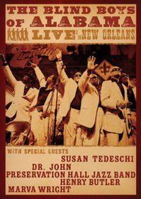 Blind Boys of Alabama Live - (Region 1 Import DVD)