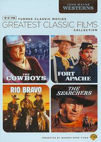 Tcm Greatest Classic Films:John Wayne - (Region 1 Import DVD)