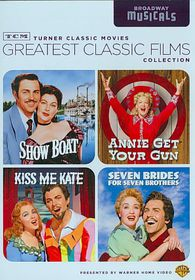 Tcm Classic Films:Broadway Musicals - (Region 1 Import DVD)