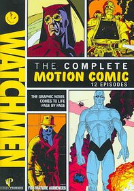 Watchmen:Motion Comics - (Region 1 Import DVD)