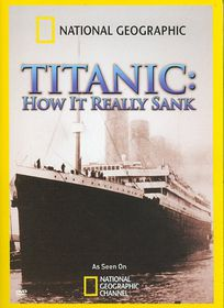 Who Sank the Titanic - (Region 1 Import DVD)