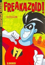 Freakazoid:Complete Second Season - (Region 1 Import DVD)