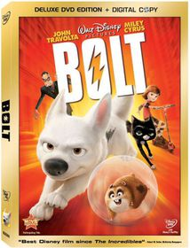 Bolt - (Region 1 Import DVD)