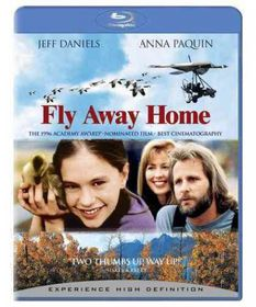 Fly Away Home - (Region A Import Blu-ray Disc)