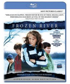 Frozen River - (Region A Import Blu-ray Disc)