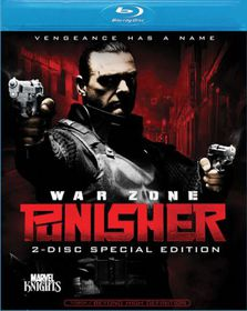 Punisher:War Zone (Special Edition) - (Region A Import Blu-ray Disc)