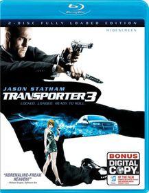 Transporter 3 - (Region A Import Blu-ray Disc)