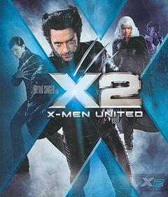 X2:X Men United 2 - (Region A Import Blu-ray Disc)
