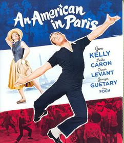 American in Paris - (Region A Import Blu-ray Disc)