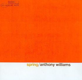 Williams Tony - Spring - Remastered (CD)