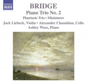 Bridge: Piano Trios - Piano Trios (CD)