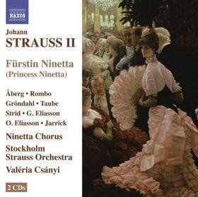 Princess Ninetta - Various Artists (CD)