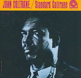 John Coltrane - Standard Coltrane - Remastered (CD)
