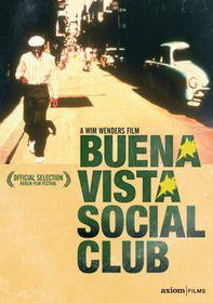 Buena Vista Social Club - (Import DVD)