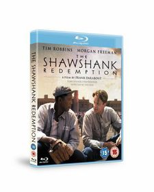 The Shawshank Redemption - (Import Blu-ray Disc)