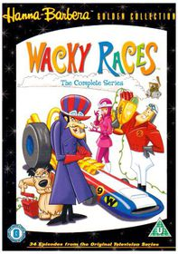 Wacky Races: Volumes 1-3 (Import DVD)