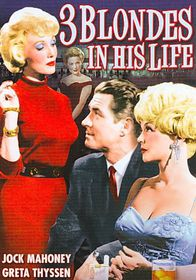 3 Blondes in His Life - (Region 1 Import DVD)