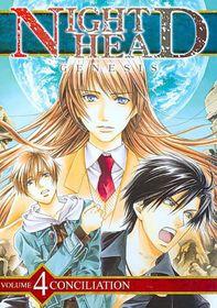 Nighthead Genesis Vol 4 - (Region 1 Import DVD)