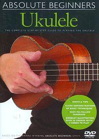 Absolute Beginners Ukulele - (Region 1 Import DVD)