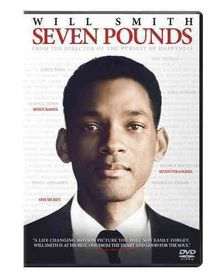 Seven Pounds - (Region 1 Import DVD)