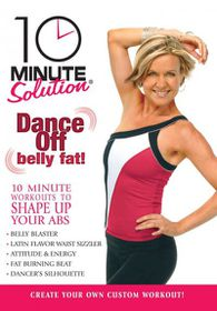 10 Minute Solutions:Dance off Belly F - (Region 1 Import DVD)