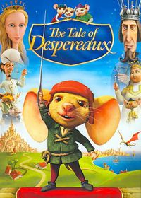 Tale of Despereaux - (Region 1 Import DVD)