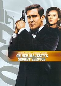On Her Majesty's Secret Service - (Region 1 Import DVD)