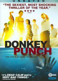 Donkey Punch - (Region 1 Import DVD)