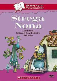 Strega Nona and More Magical Storie - (Region 1 Import DVD)
