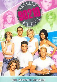 Beverly Hills 90210:Seventh Season - (Region 1 Import DVD)