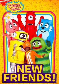 Yo Gabba Gabba:New Friends - (Region 1 Import DVD)